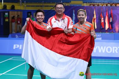 Komentar Greysia Apriyani Usai Sumbang Medali Emas untuk Indonesia