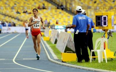 Jalan Cepat Sumbang 1 Medali Emas di SEA Games 2019