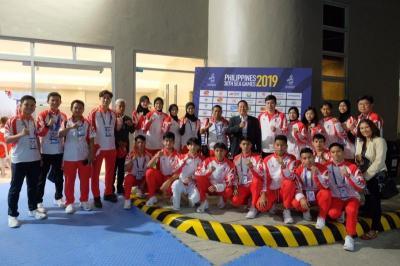 SEA Games 2019, Taekwondo Indonesia Sumbang 2 Perak dan 7 Perunggu