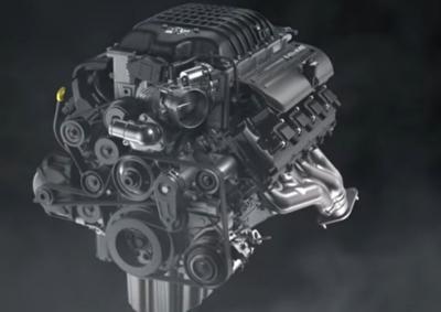 Dodge Luncurkan Mesin 1.000 HP Dibanderol Rp400 Juta