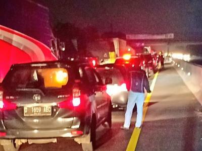 Korlantas Polri Waspadai Kemacetan Akibat Kendaraan ODOL