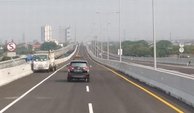 Lewat Tol Layang Japek, Pengendara Diimbau Memacu Kendaraan di Bawah 80 Km Jam