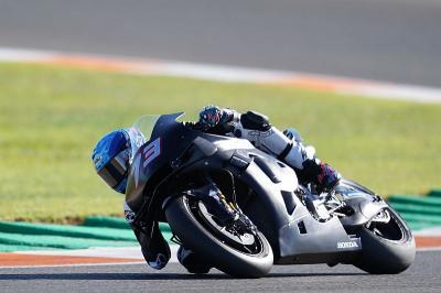 Alex Marquez: Tak Masuk Akal jika Saya Gunakan Motor Baru Honda