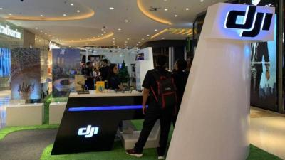 Event DJI Party Pamerkan Drone Mavic Mini