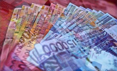 Rupiah Tekan Dolar AS ke Rp14.032
