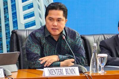 Plt Dirut Garuda: Erick Thohir Minta Jaga Akhlak dan Loyalitas