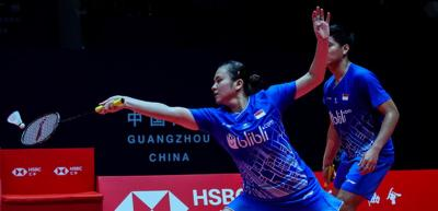 Praveen Melati Kecewa Belum Raih Kemenangan di BWF World Tour Finals 2019