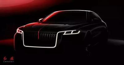 Mewahnya Sedan Racikan Tiongkok, Desain Mirip Rolls-Royce