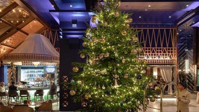 Pohon Natal Termahal di Dunia Harganya Rp209,7 Miliar