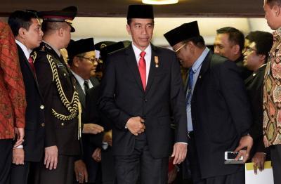 Siang Ini, Jokowi Lantik 9 Anggota Dewan Pertimbangan Presiden