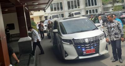 Prabowo & Wiranto Sambangi Kantor Mahfud MD, Ada Apa?
