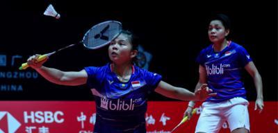 Tersingkir dari BWF World Tour Finals 2019, Greysia Apriyani: Kami Menyesal