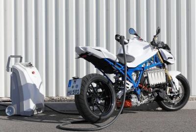 Dikembangkan 2 Tahun, Konsep Motor Listrik BMW Terkuak