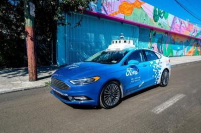 Produsen Otomotif Kompak Berbagi Informasi Soal Riset Mobil Otonom di Amerika