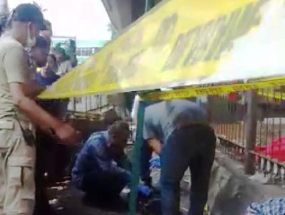Jasad Bayi Perempuan Terbungkus Plastik Ditemukan di Kolong Flyover Ciputat