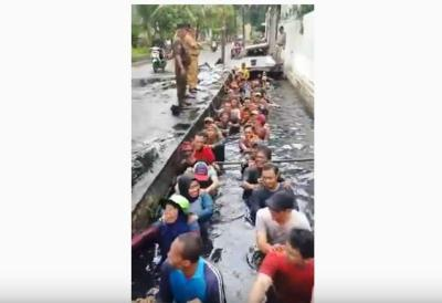 Kecam Seleksi Honorer Masuk Got, DPRD DKI: Pecat Lurah Jelambar