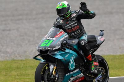 Soal Hasil di MotoGP 2019, Morbidelli Akui Puas