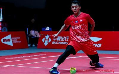 Pelatih Ungkap Sebab Jonatan Tak Bersinar di BWF World Tour Finals 2019