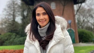 Cerita Maudy Koesnaedi Pertama Kali Naik KRL