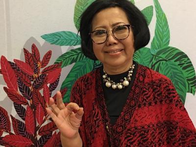 Sisca Soewitomo : Tren Kuliner 2020, Orang Indonesia Doyan Makanan yang Cepat Diolah