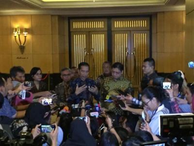 Soal Kenaikan Gas Elpiji 3 Kg, Jokowi: Belum Diputuskan