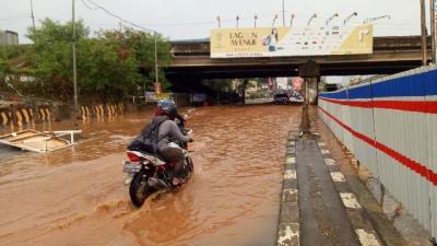 Puluhan Titik Tanggul di Bekasi yang Rusak Akibat Banjir Mulai Direvitalisasi