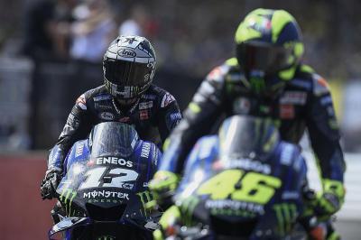 Manajer Tim Yamaha Ungkap Harapannya di MotoGP 2020