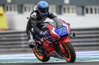 Semangat Alex Marquez Sambut MotoGP 2020