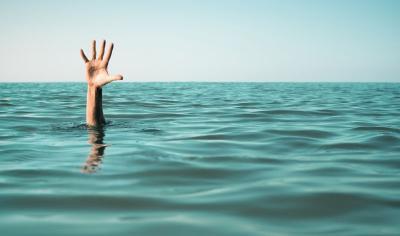 Petugas Temukan Jenazah Anak yang Tenggelam di Waduk Pegadungan