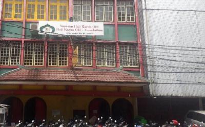 Melongok Uniknya Arsitektur Masjid Lautze, Pusat Dakwah Muslim Tionghoa