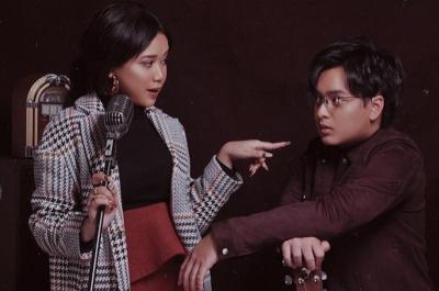 Rekaman Rindu dalam Hati, Arsy Widianto Kasihan pada Brisia Jodie