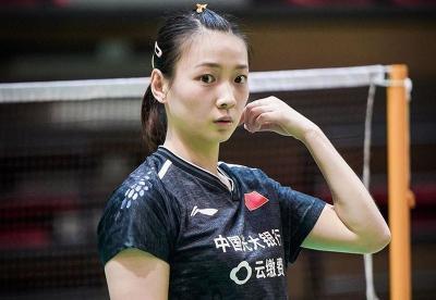 Juarai Daihatsu Indonesia Masters 2020, Intip Pesona Cantik Pebulutangkis Huang Yaqiong