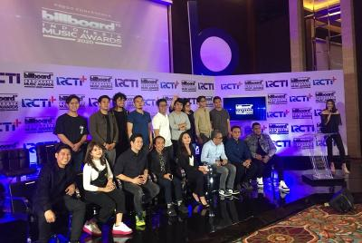 RCTI Siap Helat Billboard Indonesia Music Awards 2020