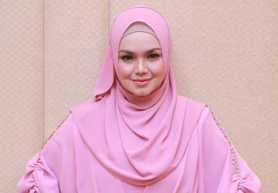 Rencanakan Kehamilan Kedua, Siti Nurhaliza Pilih Vakum Bermusik