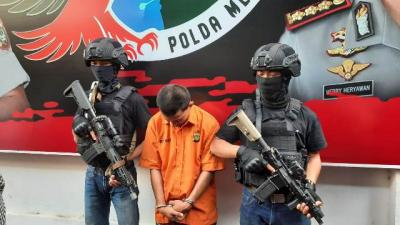Kabur saat Pengembangan, Pengedar Narkoba Ditembak Mati Polisi