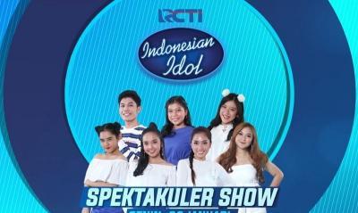 Persaingan Semakin Ketat, Indonesian Idol Top 7 Sisakan Satu Kontestan Pria