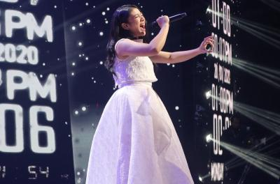 Maia Estianty Sukses Pancing Kisah Cinta Tiara di Indonesian Idol 2019