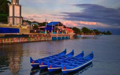Apa Saja yang Dipamerkan di Festival Kampung Nelayan Tomalou 2020?