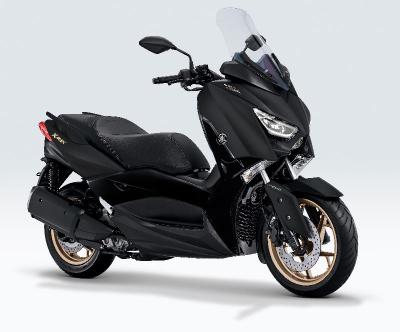Yamaha Sematkan Label MAXI Signature untuk Xmax dan Aerox 155