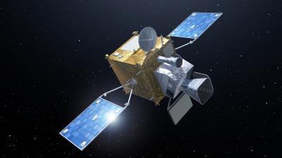 Satelit Meteorologi Ukur Perubahan Iklim dari Waktu ke Waktu