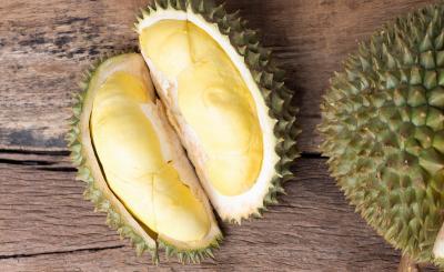 Modal Rp100 Ribu Bisa Makan Durian Sepuasnya di Terminal III Bandara Soetta