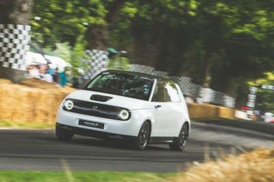 Mobil Listrik Honda Sudah Dipersiapkan Gendong Spesifikasi Balap