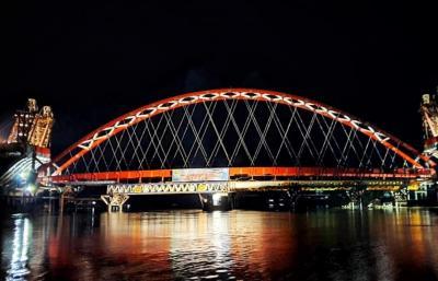 Proyek Tumbang Samba, Jembatan Terpanjang di Lintas Tengah Kalimantan