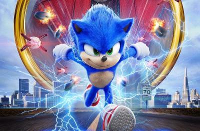 Debut Hari Valentine, Sonic the Hedgehog Targetkan Pendapatan USD45 Juta