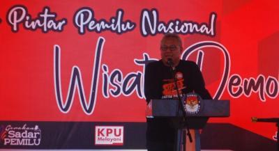 Ketua KPU : Kita Terbuka pada KPK, Bongkar Saja!