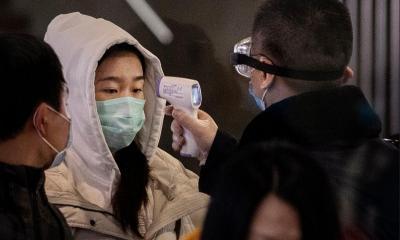 Lolos Pemeriksaan Virus Korona di Bandara, Perempuan Ini Viral di Sosial Media