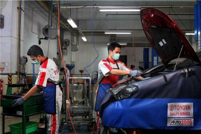 Jaringan Bengkel Auto2000 Siap Layani Pemilik Mobil Toyota pada Hari Libur Imlek