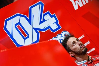 Dovizioso: Harus Lebih Cepat untuk Tandingi Marquez