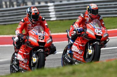 Petrucci Tak Akan Segan Bersaing dengan Dovizioso di MotoGP 2020