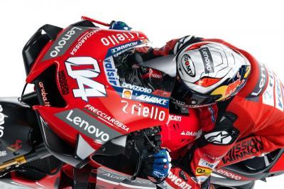 Manajer Tim Ducati Sebut Desmosedici GP20 Masih Punya Kekurangan